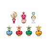 BANDAI sailor moon prism perfume bottle 7pcs set