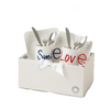 Francfranc Mug Gift Set -Lunch Time Message-