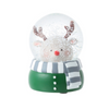 Francfranc Snow Globe M -Reindeer-
