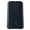 SHARP SHARP Air Purifier humidifier KC-D50 Black