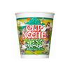 Nisshin cup noodle -green tea & seafood-