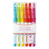 PILOT Friction Colors 6color set