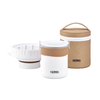 THERMOS Boiled rice lunch box JBS-360 2 colors