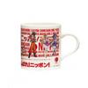 Tokyo 2020 Olympics official JOC character series mug cup