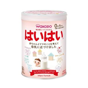 WAKODO Hai-Hai Baby Formula (810g) [Powdered baby formula for newborns]