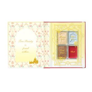 INTEGRATE Beauty and The Beast Beauty Make Book Eye Shadow / Princess Face