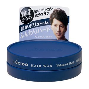 LUCIDO Volume powder wax hard 80g