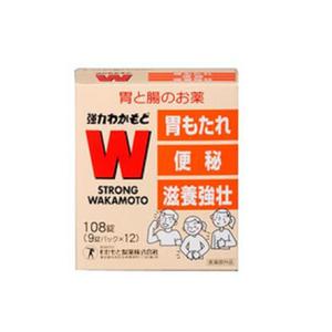 Wakamoto Strong Wakamoto 108 tablets