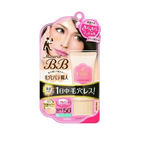 SANA Pate Mineral BB Cream 30g 3 types