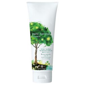 Pure Natural Shampoo Yuzu Treatment 180g