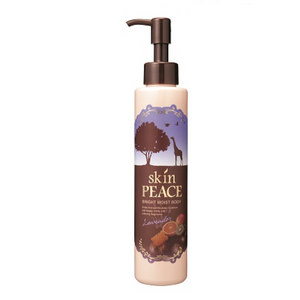 GRAPHICO skin PEACE Bright Moist Body 180g 2 Scents