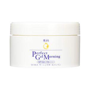 SHISEIDO Senka Perfect Gel Morning Protect All-in-one for morning SPF50+ PA++++ 90g
