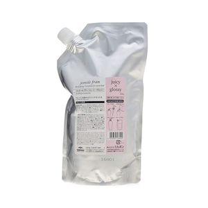 MILBON Jemile Fran Juicy × Glossy Hair Treatment Refill 1000g