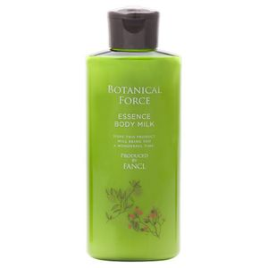 BOTANICAL FORCE BY FANCL Essence Body Milk 140ml