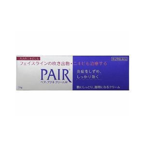 LION Pair Acne Cream W 24g