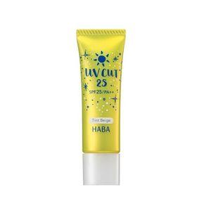 HABA UV Cut 25 Tint Beige 30g Limited Quantity