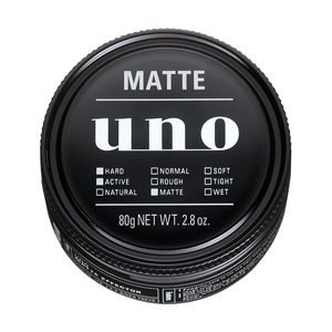 SHISEIDO UNO Matte Effector Hair Wax 80g