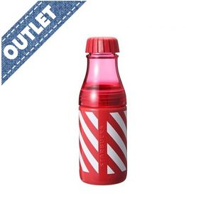 OUTLET STARBUCKS 2015 Holiday Sunny Bottle Candy Stripe 500ml