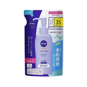 NIVEA Sun Protect Water Gel Sunscren 125g