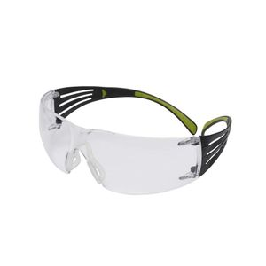 3M Secure Fit Clear Lens SF401AF