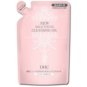 DHC Medicated New Mild Touch Cleansing Oil Refill 180ml