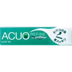 LOTTE ACUO REFINE for BREATH 8 tablets x 15 pieces