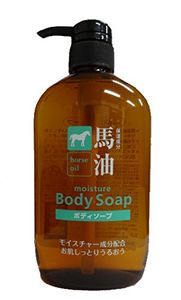 Horse Oil Body Soap 600ml