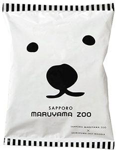FUJIWARASEIMEN SAPPORO SHIROKUMA Ramen 1 pack 114g Salt