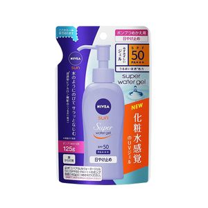 KAO Nivea Sun Protect Water Gel SPF50 PA+++ Refill 125g