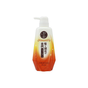 ROHTO 50 Megumi Hair And Scalp Yojun Shampoo 400ml