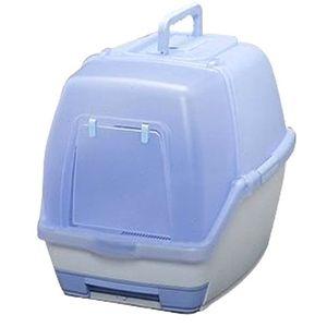 IRIS Cat toilet Purple TIO-530FT