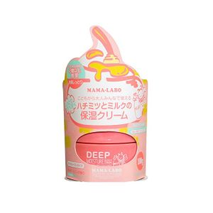 MAMA-LABO Deep Moisture Body Cream Milky Honey 100g
