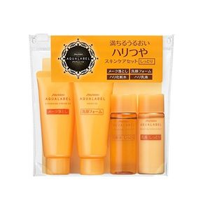 SHISEIDO AQUALABEL Bouncing Set