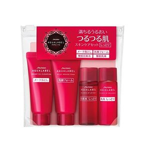 SHISEIDO AQUALABEL Balance Up Set
