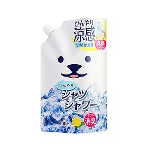 Tokiwa Cool Shirt Shower Refill 400ml
