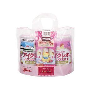ICREO Balance Milk 800g x 2 cans