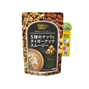 ASAHI Slim Up Slim 5 kinds of Nuts and Tiger Nuts Smoothie 200g