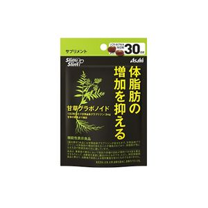 ASAHI Slim Up Slim Licorice gravonoid for 30 days