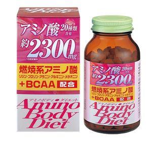 ORIHIRO Amino Body Diet 300 tablets