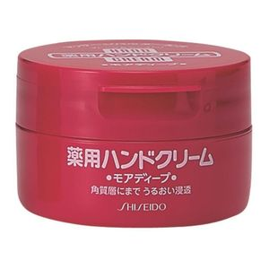 SHISEIDO Medicated Hand Cream Deep Moisture 100g