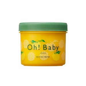 HOUSE OF ROSE Oh! Baby Body Smoother Yuzu 350g