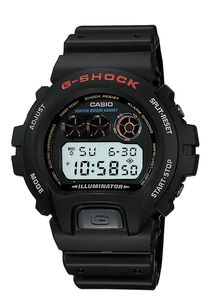 CASIO G-SHOCK DW-6900-1
