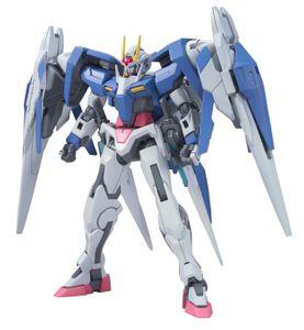 BANDAI HG 00 1/144 No.38 GN-0000 GNR-010 Raiser Gundam + Raiser Trendy color Ver.