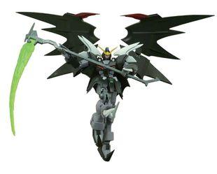 BANDAI MG 1/100 XXXG-01D2 Gundam Deathscythe-Hell EW Ver. Plastic Model