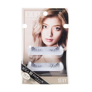 D-UP Eyelash ROLA Collection 03 Sexy 2 pairs