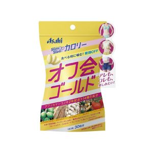 ASAHI Slim Up Slim Ofu-Kai Gold 90 Grains