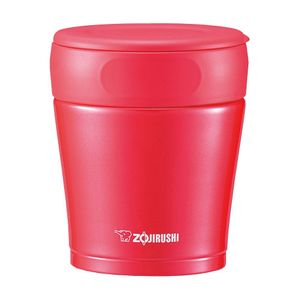 ZOJIRUSHI Stainless Food Jar SW-GC26-RA 260ml
