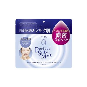 SHISEIDO SENKA Perfect Silky Mask 28 sheets