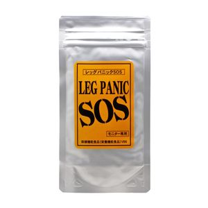 GREEN MEDICAL Leg Panic SOS Diet Supplement 90 tablets