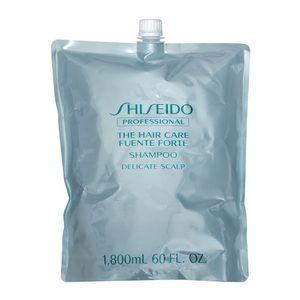 SHISEIDO Professional Fuente Forte Shampoo Delicate Scalp Refill 1800mL